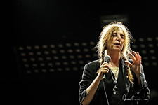 Patti Smith fête de huma 2012